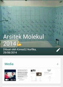 Arsitek Molekul